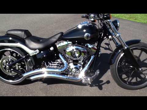 2013 Harley Davidson Softail Breakout