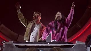 Steve Aoki X David Guetta B2b Set At Mdl Beast