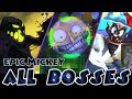 Epic Mickey All Bosses Boss Fights wii