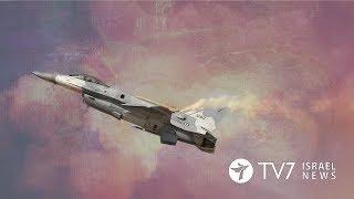 Сирия сбила израильский самолёт с помощью российских «Буков» | Новости Израиля TВ7 | 13.02.18