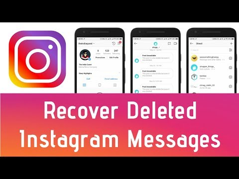 mp4 Web Instagram Message Recovery, download Web Instagram Message Recovery video klip Web Instagram Message Recovery