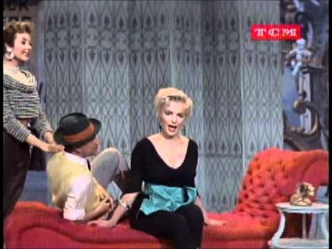 Lazy (1954) (Song) by Donald O'Connor, Marilyn Monroe,  and Mitzi Gaynor