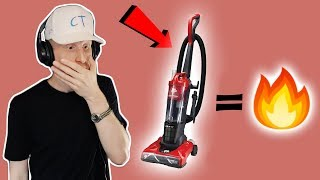We Used a VACUUM to Make a Beat!!
