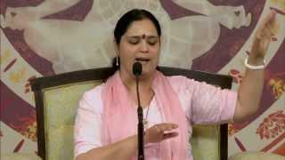 Kanha Aayo Re   Krishna Bhajan by Anandmurti Gurumaa