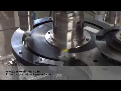 Automatic Single Head Ropp Cap Sealing Machine