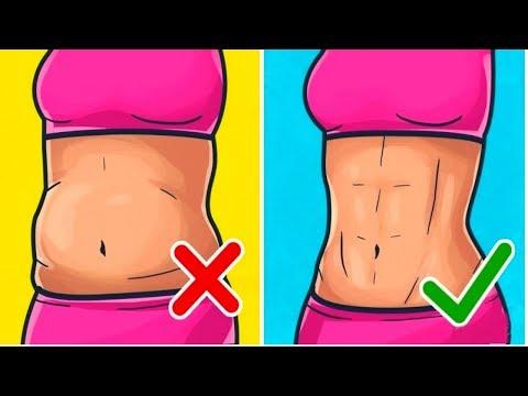 Traits du visage de perte de poids