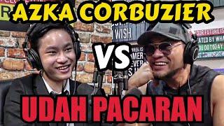 AZKA CORBUZIER LOH UDAH PACARAN SKRG?! Deddy Corbuzier Podcast