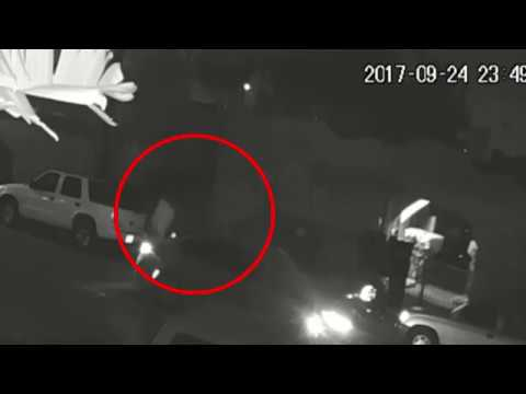Caught on camera woman's possible kidnapping in LA show video