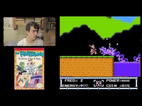 Cuarentena en Valwoodpecker: Día 23 ( The Flintstones: The Rescue of Dino & Hoppy )