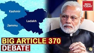 What Next After Scrapping Of Article 370 In Jammu & Kashmir?
