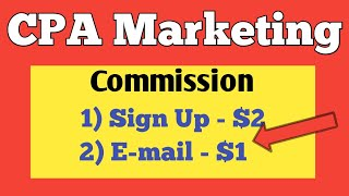 How to Make Money Online From CPA Marketing For Beginners