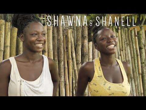 A Chat with Shawna & Shannel (and a house tour)