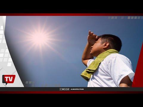 علامات الإصابة بضربة شمس