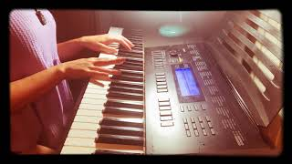 On the sea- beach house (piano)