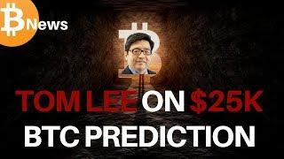 Tom Lee on $25k BTC Prediction, New Opera Wallet - Today
