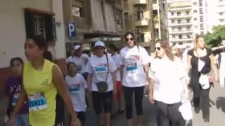 preview picture of video 'SOL @ Beirut Marathon 2013'