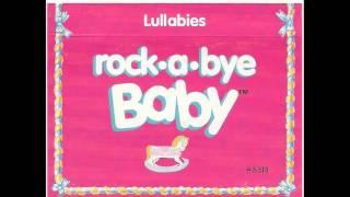 Rock A Bye Baby cassette tape Bedtime Music