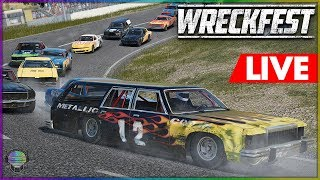 Wreckfest LIVE (w/ Ed Soundhead, Loudos, and CMR)