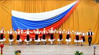 Сербский танец Коло