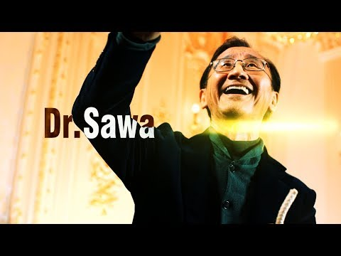 【5】Dr.Sawa's Rope Magic. Enjoy the surprise full of slow motion!  Dr.沢の仰天ロープマジック。伝説のマジシャンが降臨!
