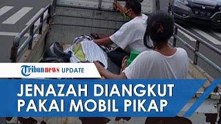 Viral Video Jenazah Diangkut di Bak Mobil Pikap, Dirut RSUD Buleleng: Keluarga Tak Mempermasalahkan