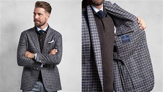 Brooks Brothers Launches High-End Casual Line