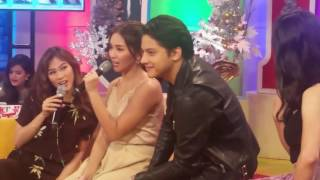 KathNiel shares what to look forward to in 2017 #ASAPPopBorito ASAP ChillOut