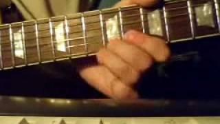 Enough is Enough:April Wine - guitar lesson