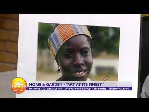 CVM At Sunrise - Home and Garden - June 25, 2019