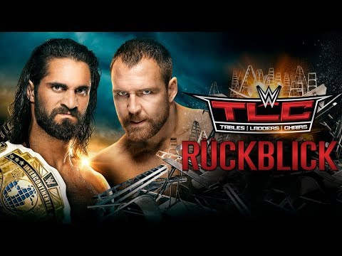 WWE TLC 2018 RÜCKBLICK / REVIEW
