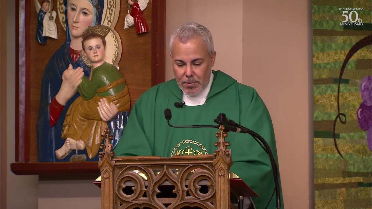 Sunday Mass 24th January 2021 Homily