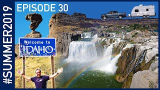 Exploring Southern Idaho - #SUMMER2019 Episode 30
