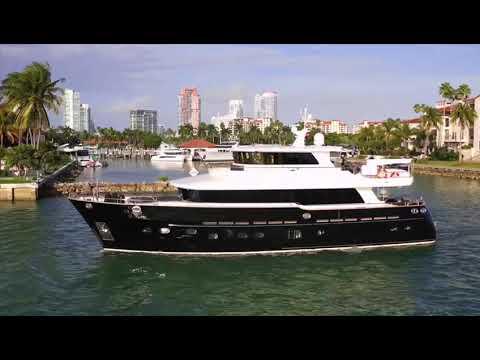Fifth Ocean Yachts 24 video
