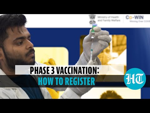 Covid vaccination registration opens for all above 18 years: How to register