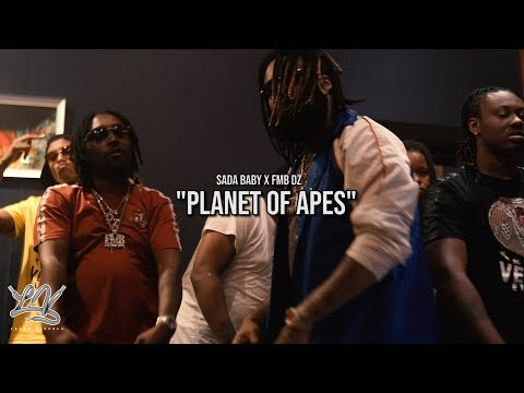 Planet Of Apes- Sada Baby X FMB DZ (Official Music Video) Shot By: @LacedVis Mp3
