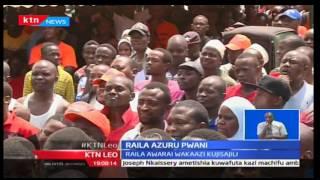 Raila Odinga adai serikali yatoa hati miliki bandia kwa wakenya