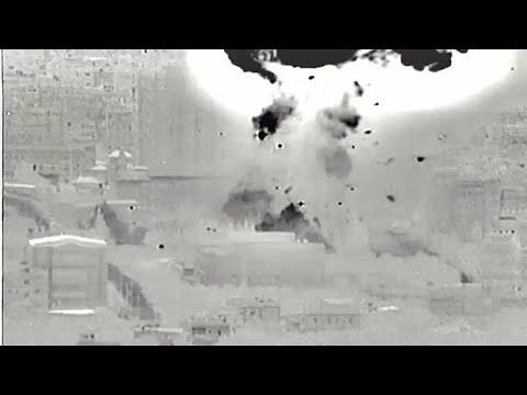العرب اليوم - إسرائيل تقصف أنفاقًا ومواقع لحماس