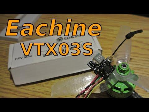 Eachine VTX03S - Micro SmartAudio VTx