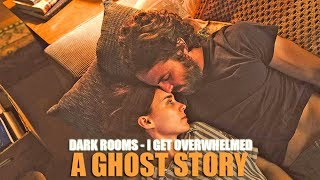 Dark Rooms   I Get Overwhelmed (Lyric Video) • A Ghost Story Soundtrack •