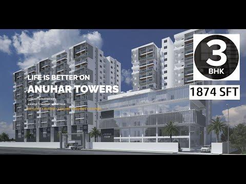 3D Tour of Anuhar Towers