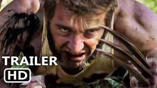 official trailer for LOGAN [wolverine]