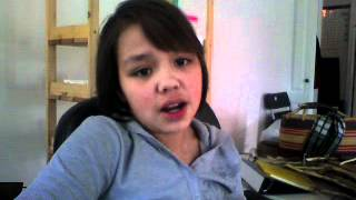 Stand Behind the Music Anjulie-cover by ebonie elliott