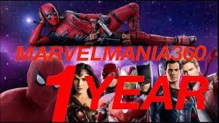 1 Year Of Marvelmania360