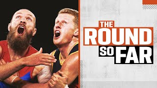 Exclusive Vision: Crows Disgraceful Attack On Sore Gawn | TRSF | Round 10-11, 2020 | AFL