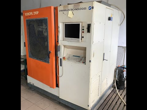 Σύρμα μηχανής ηλεκτρικής εκκένωσης CHARMILLES ROBOFIL 290P 2000