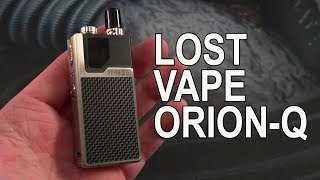 orion q lost vape recoil - TH-Clip