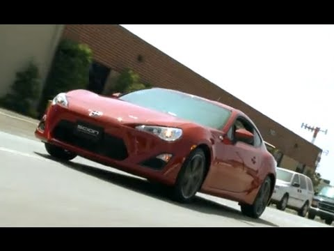 2013 Scion FR-S Quick Look