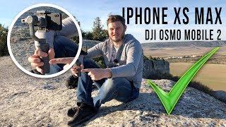 РЕШЕНО! iPhone Xs Max и DJI OSMO Mobile 2 | Конфликт оптической стабилизации