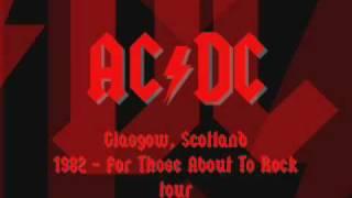 AC/DC - C.O.D. - Live