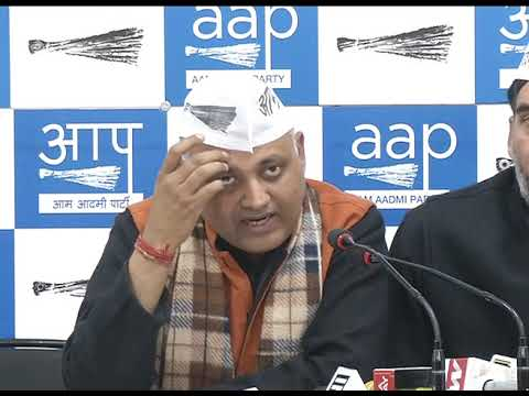 Aap MLA Somnath Bharti On Sealing Issue